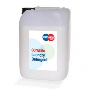 TrichembO3 White Laundry Detergent