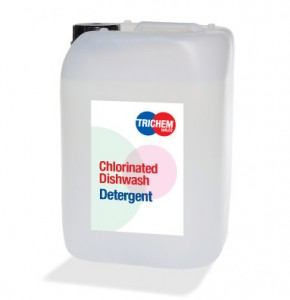 Trichem Chlorinated Dishwash Detergent