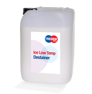 Trichem Ice Low Temp Destainer